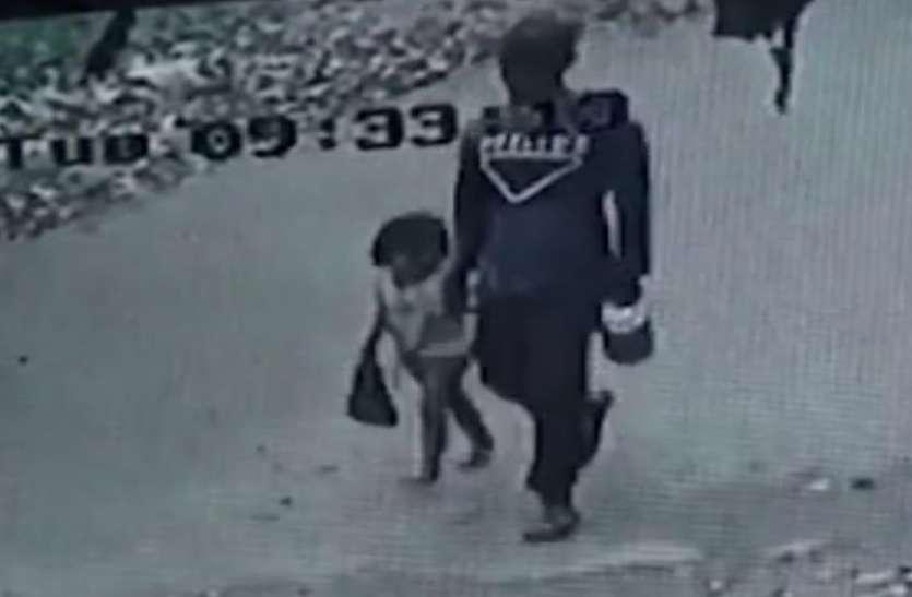 RAPE : चार साल की मासूम से दरिंदगी करने वाला आरोपी गिरफ्तार