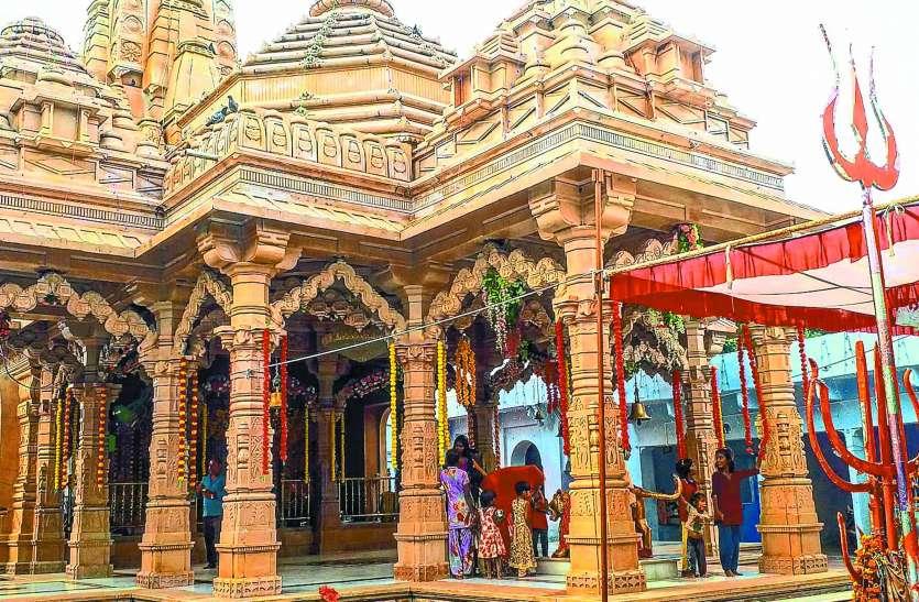 1400 साल पहले जैन समाज ने बनवाया था चामुण्डा माता मंदिर
