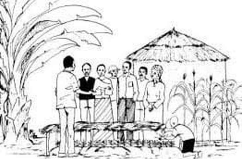 agri tourism in surat किसानों की मेहमाननवाजी का उठा सकेंगे लुत्फ