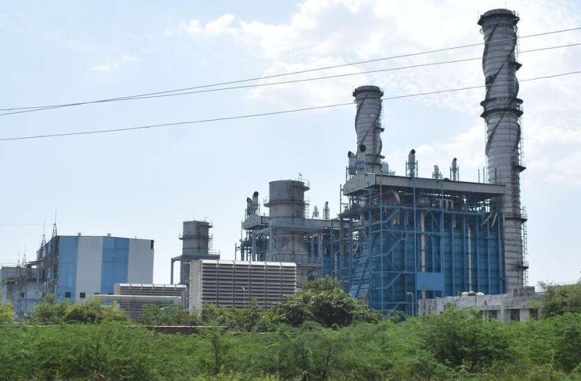 बिजली संकट के बीच बेकार खड़ा ११ सौ करोड़ का सफेद हाथी
