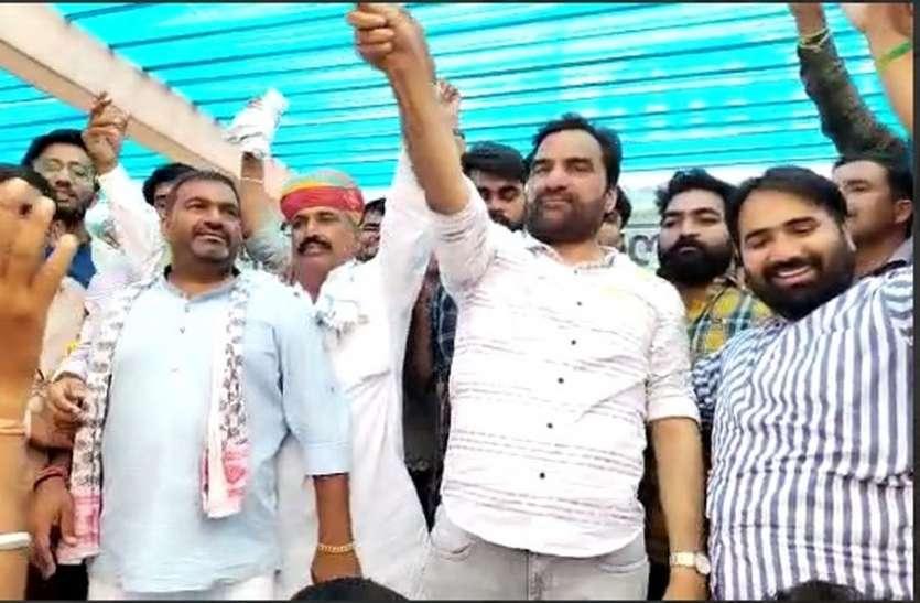 हनुमान बेनीवाल बोले - वल्लभनगर में ट्रेलर दिखाया है, पूरी फिल्म अभी बाकी