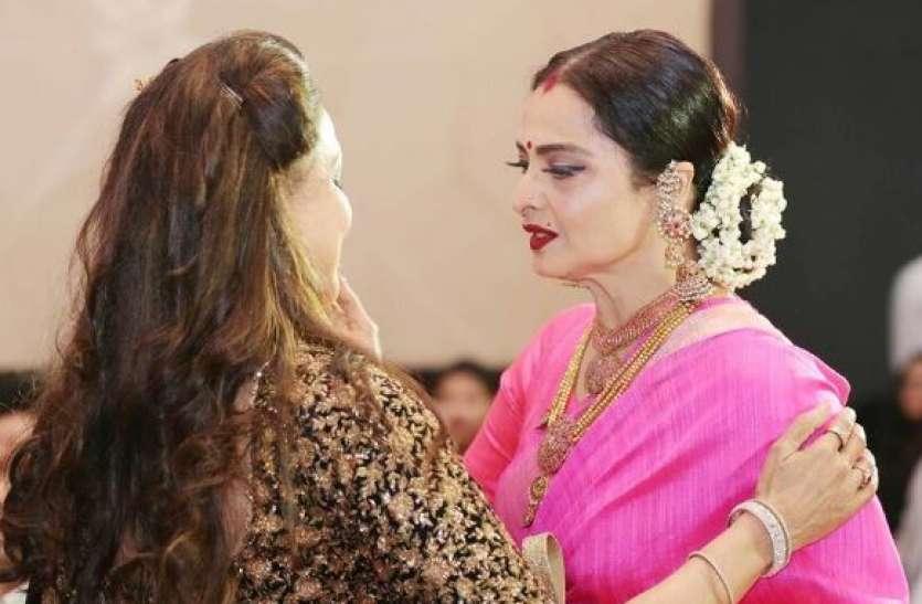 जब अमिताब बच्चन से रेखा को मिलवाना चाहती थीं हेमा मालिनी, इस बड़े नेता से लगाई थी गुहार