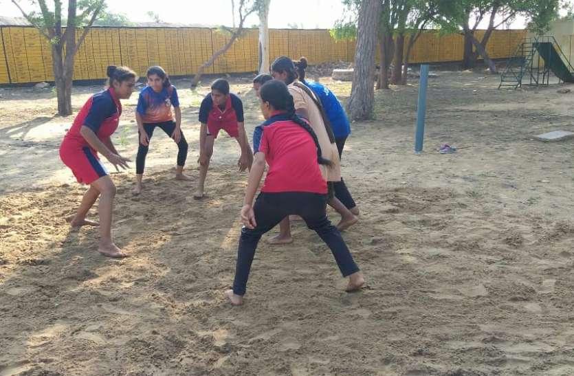 ग्रामीण खेलों के महाकुम्भ की तैयारियां जोरों पर