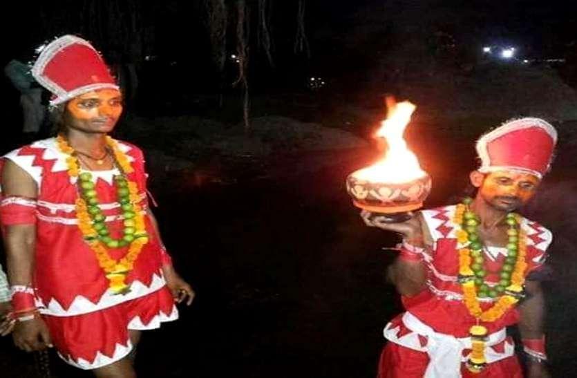 151 बैतालों के मंत्रोच्चार के साथ यहां दुर्गा अष्टमी की मध्यरात्रि को निकलते हैं खप्पर, सदियों पुरानी परंपरा आज भी जीवित