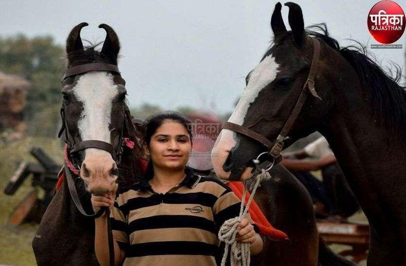 Marwari Horses : देश-विदेश दीवाना है मारवाड़ी नस्ल के घोड़ों का, देखें ये तस्वीरें...