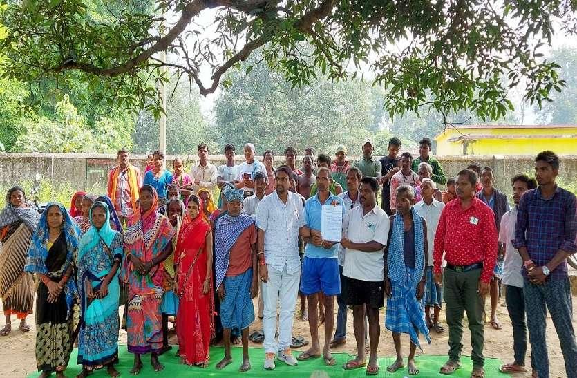 ढाई वर्ष पहले 6 गांवों में पहुंची थी सौभाग्य योजना लेकिन आज भी यहां के लोग अभागे