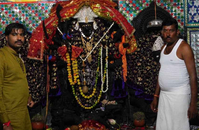 भार के अंत:पुर में स्थापित 18 भुजी मां कंकाली की प्रतिमा, पंडा लगाते हैं देवी को भोग