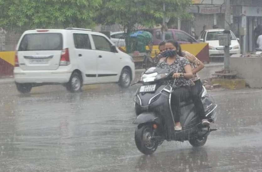 Weather Forecast News Today Live Updates: झारखंड, केरल, गुजरात में भारी बारिश का अलर्ट, जानिए अपने राज्य का मौसम