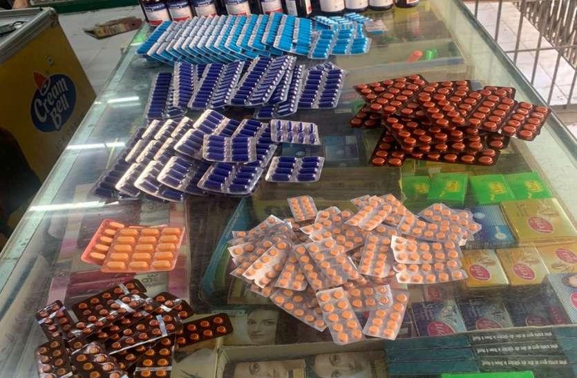 No drugs in Surat : बिना डॉक्टर की पर्ची के हो रही नशीली दवाओं की बिक्री