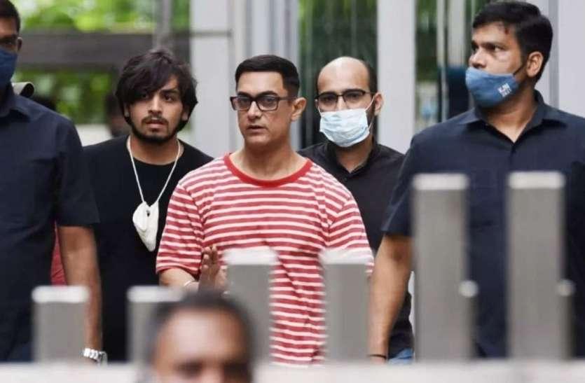आमिर खान के बॉडीगार्ड युवराज घोरपड़े की सैलरी आपके होश उड़ा देगी