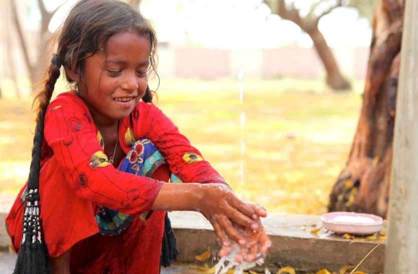 Global Hand Washing Day:सही से हाथ धुलें-बीमारियों से बचें