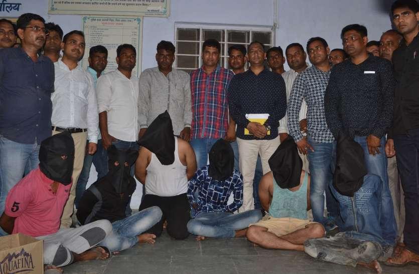 हरियाणा, दिल्ली और यूपी के बदमाशों के निशाने पर राजस्थान, अलवर जिला बन रहा अपराध का द्वार, जानिए कैसे लगातार अपराधों को अंजाम दे रहे गिरोह