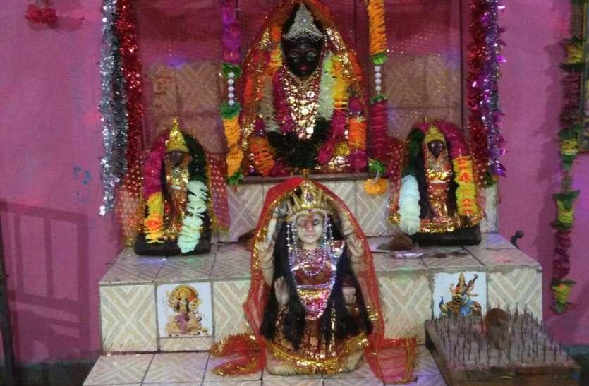 घरों में करते थे रामायण पाठ, चढ़ावा जोड़कर बनवाई मढिय़ा