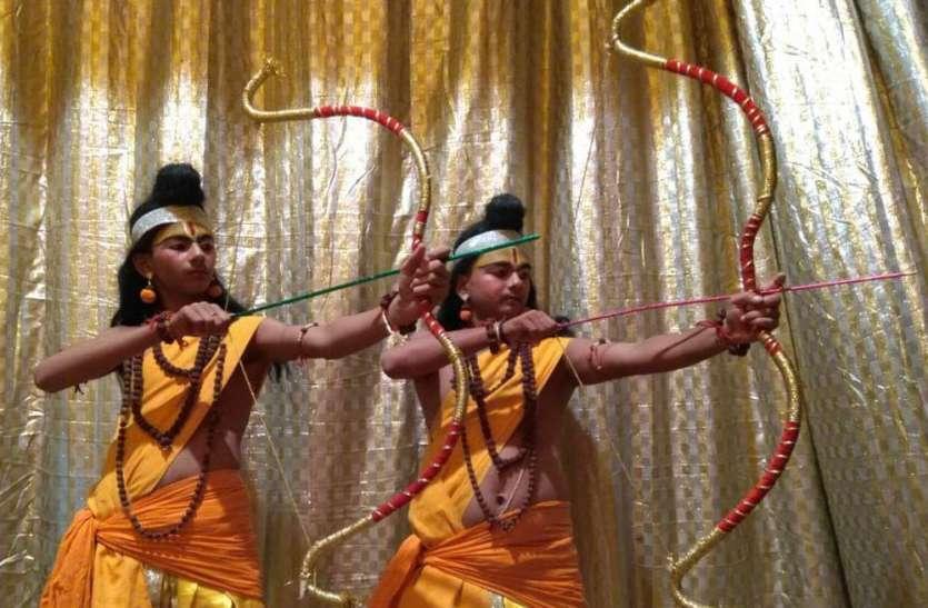 Ramlila 2021 :लोगों को भा गई लक्ष्मण शक्ति की लीला