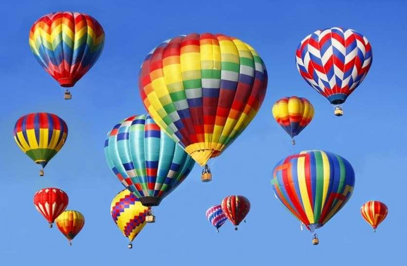 Hot Air Balloon: नीले आसमान में रोमांचक यात्रा के साथ प्रकृतिक ऐडवेंचर का लुत्फ उठा सकेंगे वेस्टियन्स