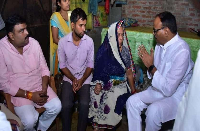 लखीमपुर हिंसा में मारे गए कार्यकर्ताओं को बीजेपी देगी शहीद का दर्जा, कानून मंत्री की घोषणा के बाद गरमाई सियासत