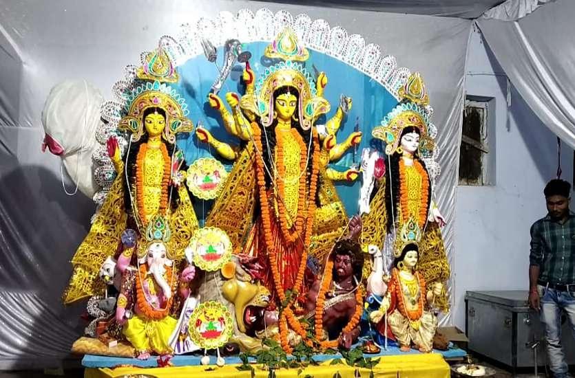 Mother Durga story
