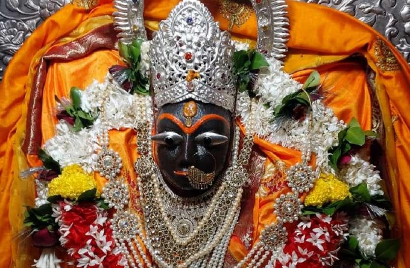 Sharadiya Navratri 2021: मां शारदा के दरबार में पहुंचने वालों ने बनाया रिकार्ड, अब तक इतनों ने टेका मत्था