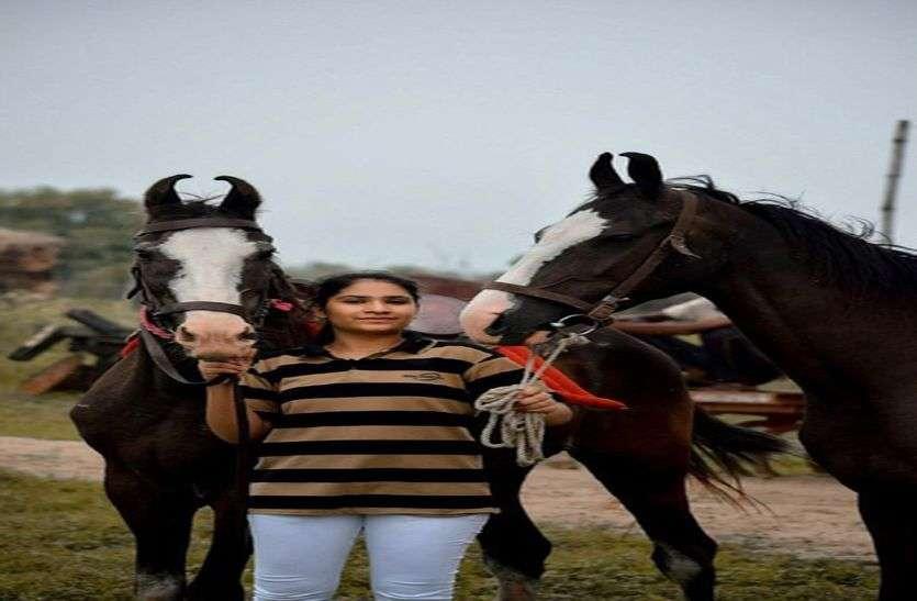 मारवाड़ी नस्ल के घोड़ों की दुनिया दीवानी, जानिए...किन हस्तियों को है घोड़ों से दीवानगी