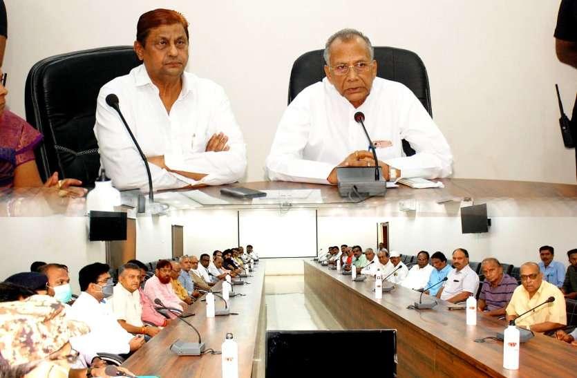 हिंसा के 11 दिन बाद आई गृहमंत्री और वन मंत्री को कवर्धा की याद, स्थानीय जिला प्रशासन और समाज प्रमुखों की ली बैठक