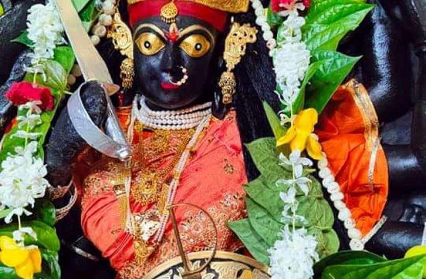 5100 ज्योति से मां दुर्गा की महाआरती, बहराधाम में आज होगा रावण के पुतले का दहन