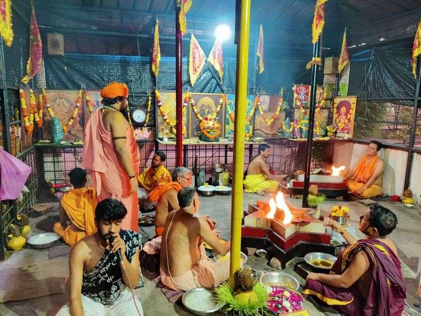 NAVRATRI NEWS: नवरात्र महापर्व पूर्ण, दशहरा मनाएंगे आज