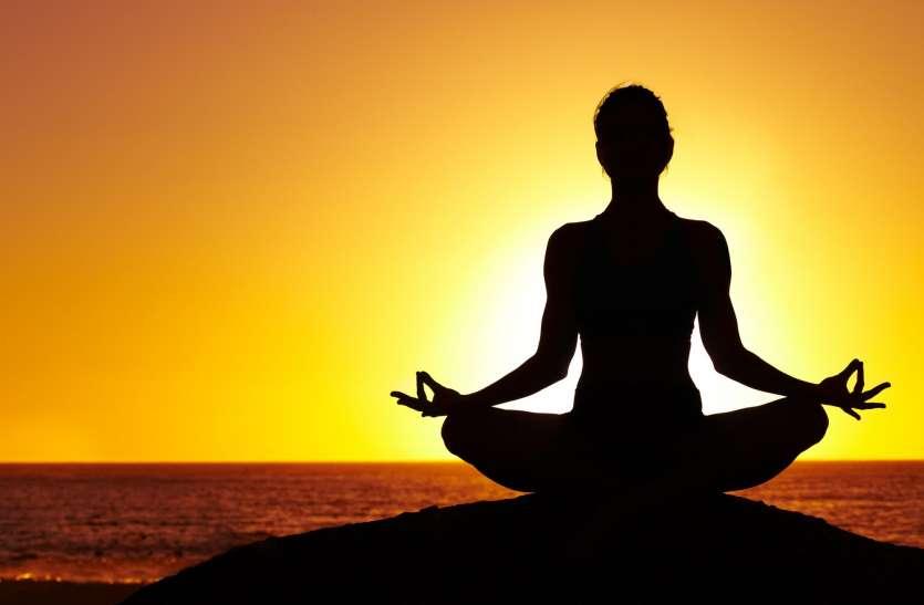 YOGA----अब योगा भी शिक्षा विभाग के खेलों में शामिल