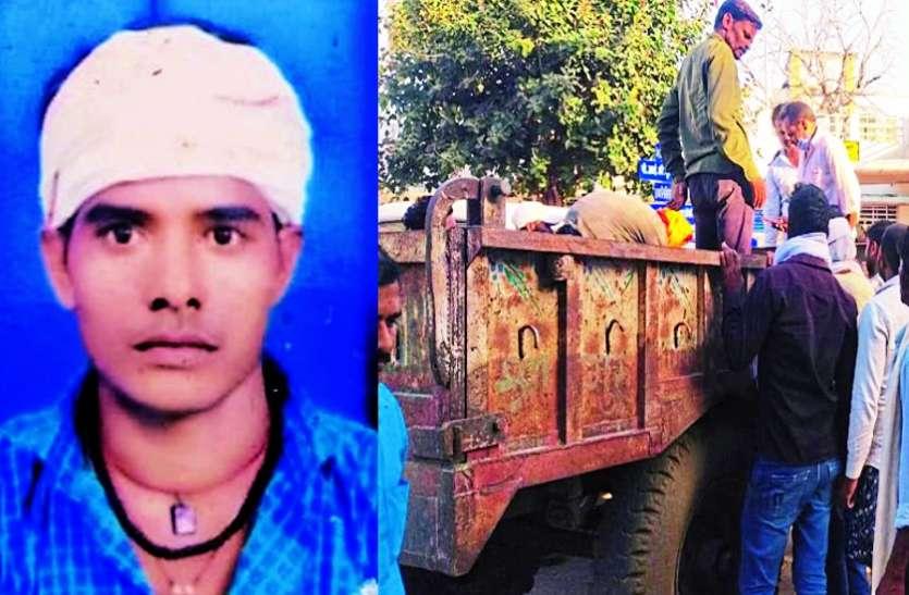 सगाई के लिए लडक़ी लेकर मां के पास पहुंचा था, दुश्मनों ने दनादन गोलियां दाग कर दी हत्या