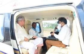CM ने गांव के बचपन के दोस्त को कराई हेलीकॉप्टर की यात्रा, सोशल मीडिया में लिखा बचपन में इन्हीं साथियों के साथ गलियों में घूमा