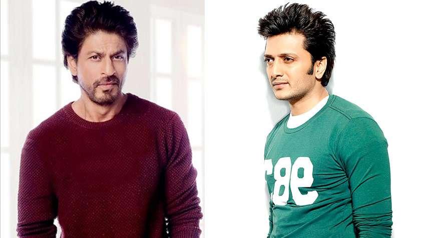 जब रितेश देशमुख में शादी करना चाहते थे शाहरुख खान, वजह जानकर रह जाएंगे हैरान
