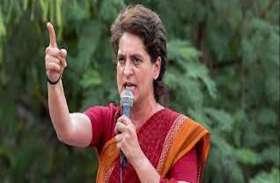 खाद के लिए भूखे पेट लाइन में लगे किसान की मौत, प्रियंका ने कहा- भाजपा सरकार किसानों को प्रताड़ित करने मेंकोई कसर नहीं छोड़ रही