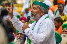 """""""अगर सरकार हठधर्मी है, तो किसान पीछे नहीं हटेगा!"""" - राकेश टिकैत"""