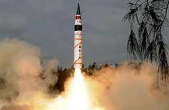 Agni-5 Missile का सफल परीक्षण, 5000 किमी तक लक्ष्य भेदने में है सक्षम
