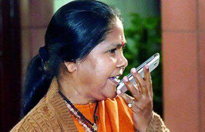 साध्वी दलित नहीं, पिछड़े समाज से रखती हैं ताल्लुकः विपक्ष