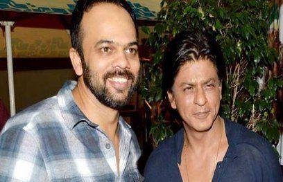 रोहित शेट्टी की फिल्म के लिए शाहरूख ने किया इनकार