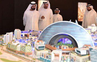 दुबई में बनेगा विश्व का सबसे बड़ा मॉल