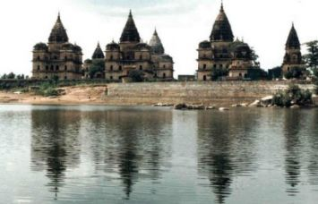भव्य महलों और किलों के लिए जाना जाता है ओरछा