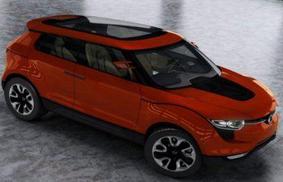रेनो-ईकोस्पोर्ट की टक्कर में आ रही है महिन्द्रा की नई कार