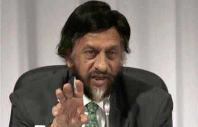 आर के पचौरी ने IPCC के अध्यक्ष पद सेदिया इस्तीफा