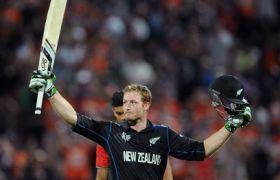 World cup 2015: न्यूजीलैण्ड ने लगाया जीत का छक्का