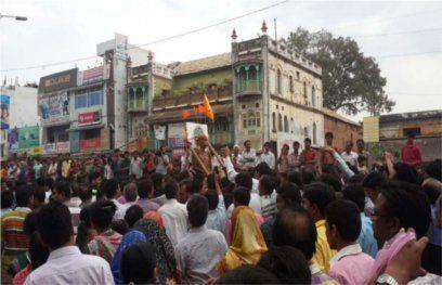 वर्णीभवन मोराजी में मुनिश्री क्षमासागर महाराज का समाधिमरण