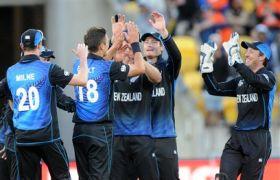 World Cup: न्यूजीलैण्ड 143 रन से जीता, द.अफ्रीका से भिड़ेगा