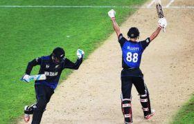 World cup 2015 : द. अफ्रीका को हरा न्यूजीलैण्ड फाइनल में पहुंचा