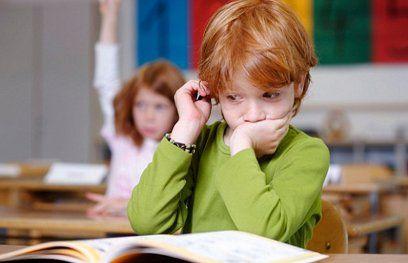 ऎसे पहचानें, बच्चे में डिस्लेक्सिया की बीमारी