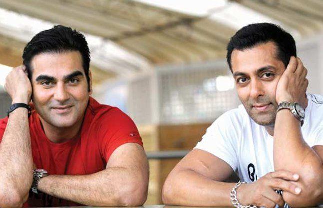 सलमान और मेरे बीच कोई मुकाबला नहीं : अरबाज खान