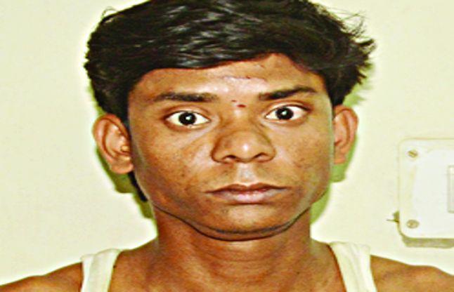 नाबालिग से दुष्कर्म का आरोपित नौकर गिरफ्तार