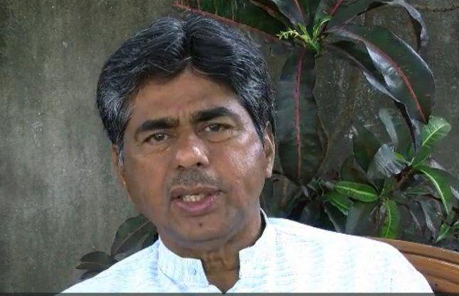 Image result for एकता परिषद के संस्थापक पी.वी. राजगोपाल