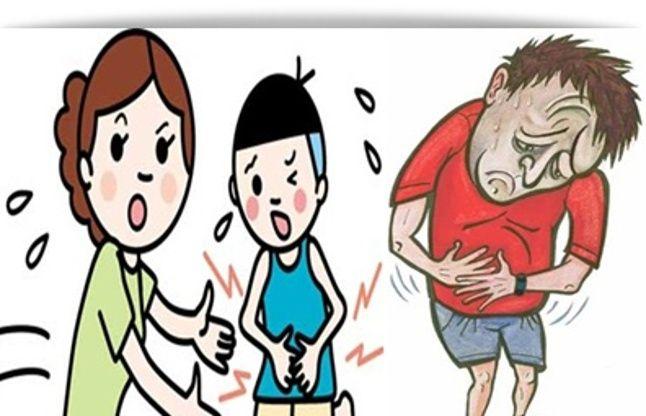 विषाक्त भोजन खाने से एक परिवार के 3 लोग बीमार