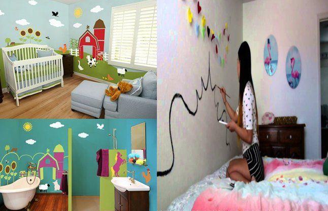 घर के दीवारों को दें नया रंग