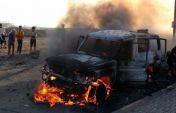 सना में गठबंधन सेना के हमले में 40 की मौत
